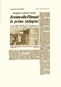 La Gazzetta del Mezzogiorno del 18 Aprile 1974